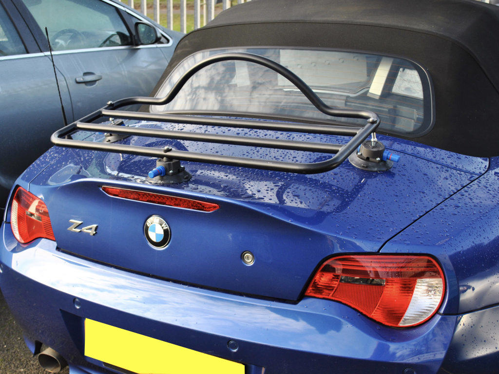 Bmw Z4 Luggage Rack Car Luggage Racks For Convertibles