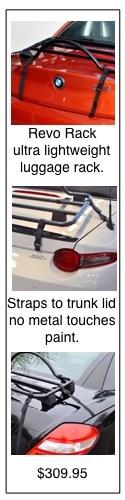 revo rack car luggage rack