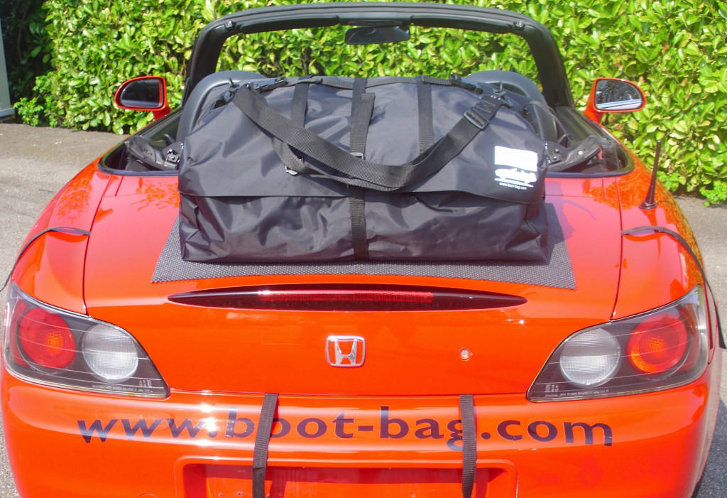 2016 Mazda Miata Removable Luggage Rack Car Luggage
